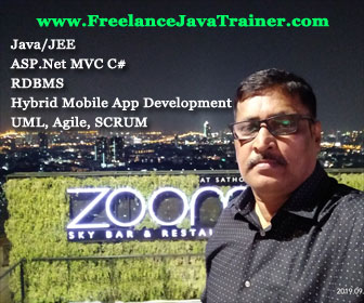 Freelance Java Trainer