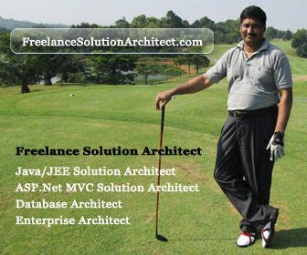 Singapore Freelance Java Solutions Architect